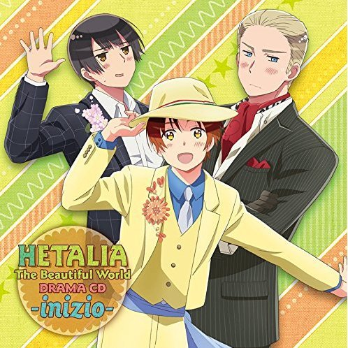 Hetalia The Beautiful World - Inizio