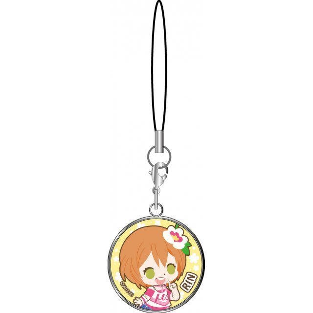 Love Live! Charm Strap: Happy Maker! Ver. Hoshizora Rin