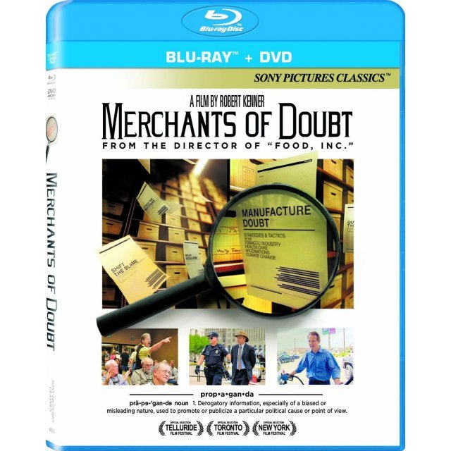 Merchants of Doubt [Blu-ray+DVD]