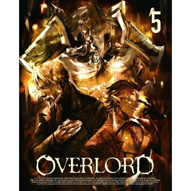 Overlord Vol.5