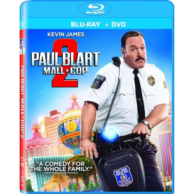 Paul Blart: Mall Cop 2 [Blu-ray+DVD+UltraViolet]