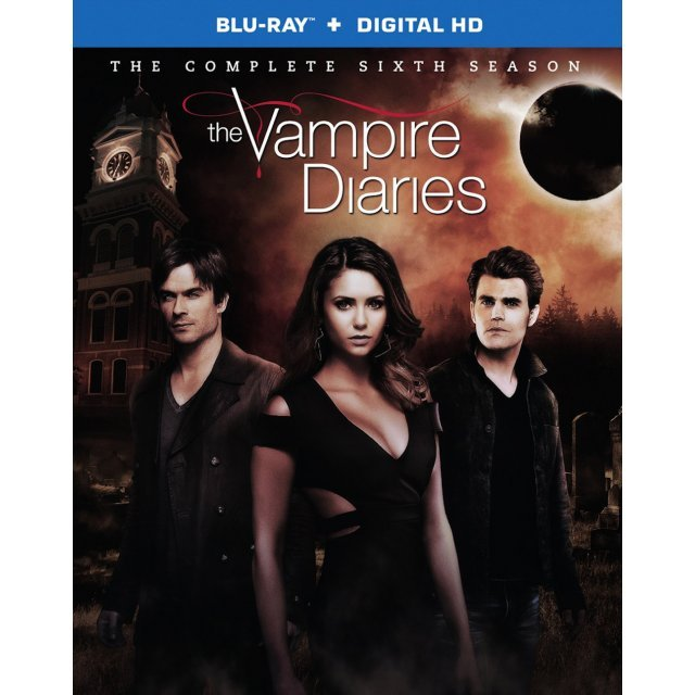 The Vampire Diaries: The Complete Sixth Season [Blu-ray+UltraViolet]