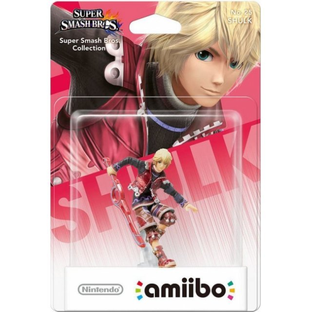 amiibo Super Smash Bros. Series Figure (Shulk)