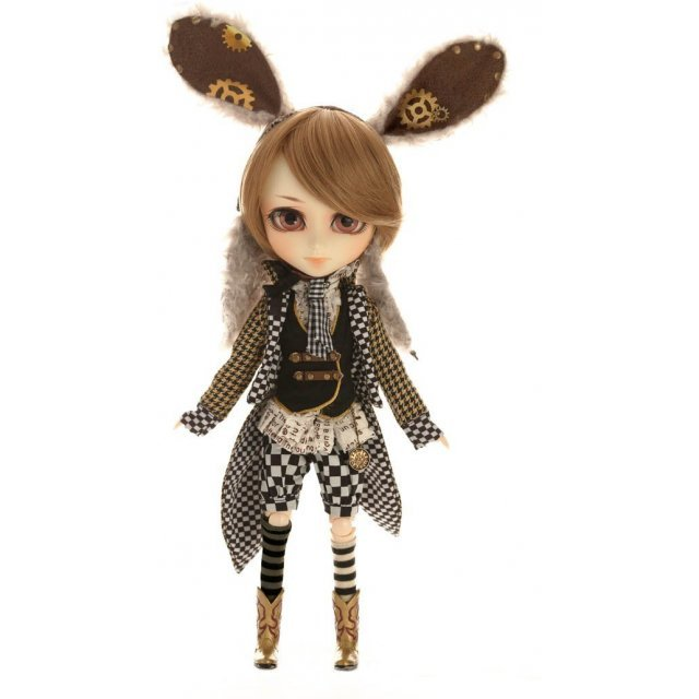 Isul Fashion Doll: White Rabbit in Steampunk World