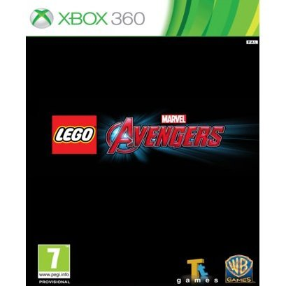 LEGO Marvel's Avengers (Chinese & English Sub)