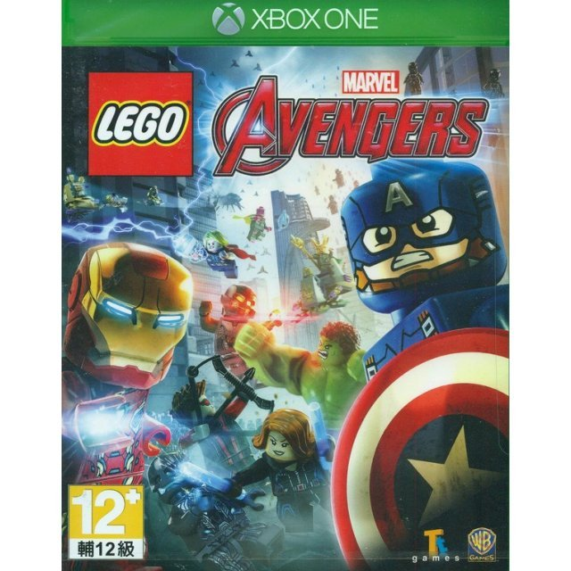 LEGO Marvel's Avengers (Chinese & English Subs)