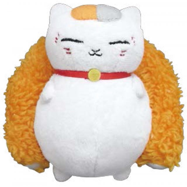 Natsume Yujinchou Plush with Ball Chain: Ika Ring