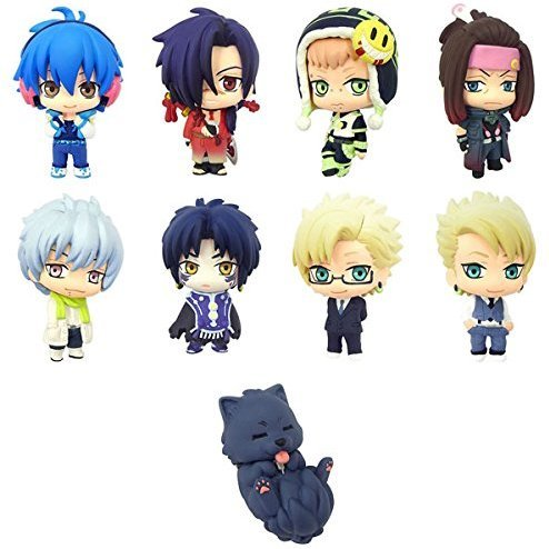 Color Collection: Dramatical Murder (Set of 8 pieces)