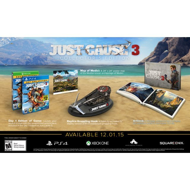 Just Cause 3 (Collector's Edition)