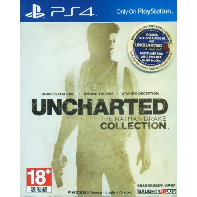 Uncharted: The Nathan Drake Collection (Chinese & English Sub)