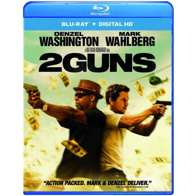 2 Guns [Blu-ray+Digital HD]