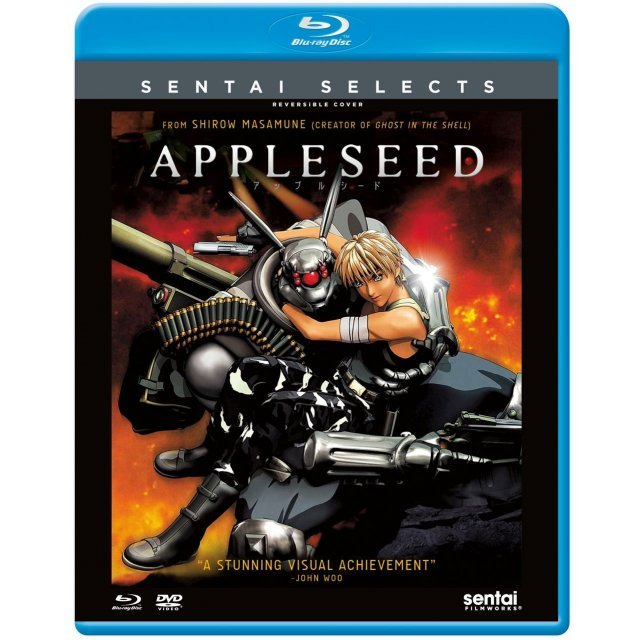 Appleseed [Blu-ray+DVD]