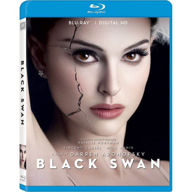 Black Swan [Blu-ray+Digital HD]