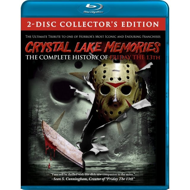 Crystal Lake Memories: Complete History of Friday [Collector's Edition]