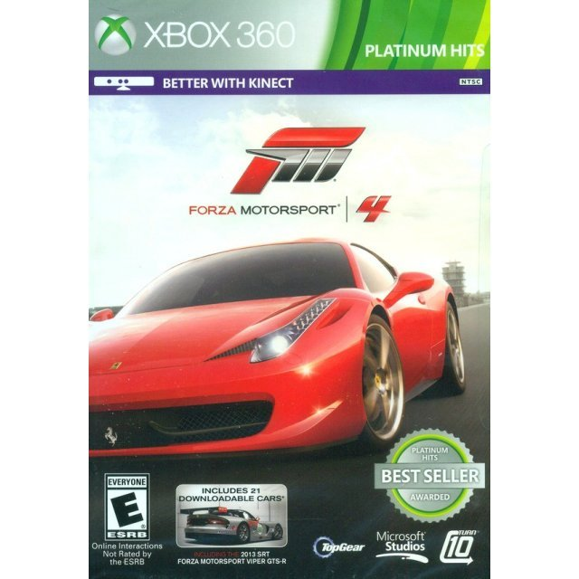 Forza Motorsport 4 (Platinum Hits)
