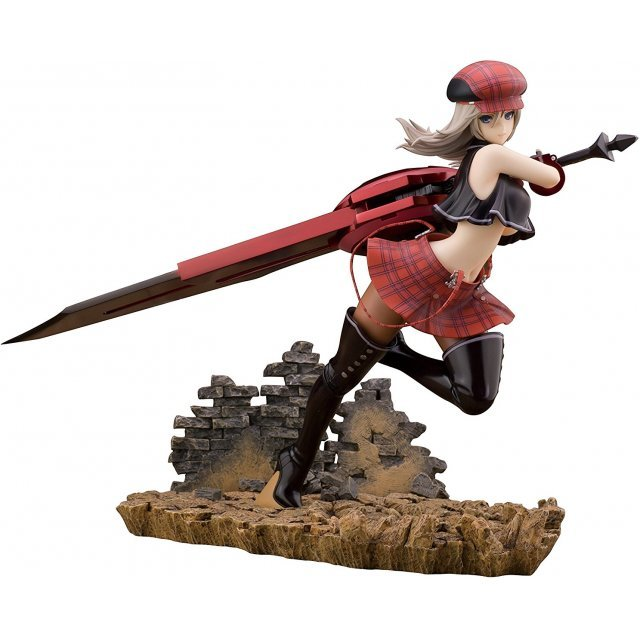 God Eater Burst 1/8 Scale Pre-Painted PVC Figure: Alisa Ilynichna Amiera (Re-run)