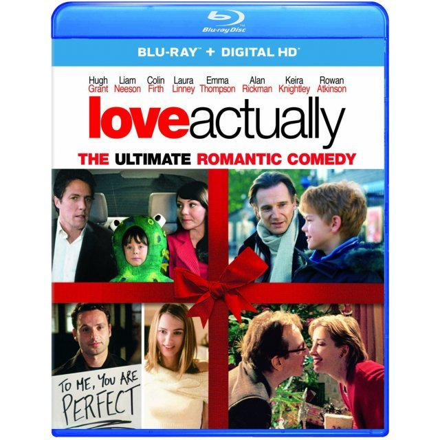 Love Actually [Blu-ray+Digital Copy]