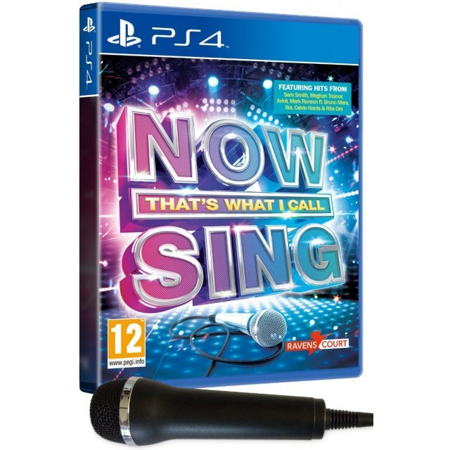 Now That's What I Call Sing (Microphone Pack)