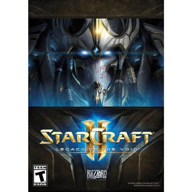 Starcraft II: Legacy of the Void (DVD-ROM)