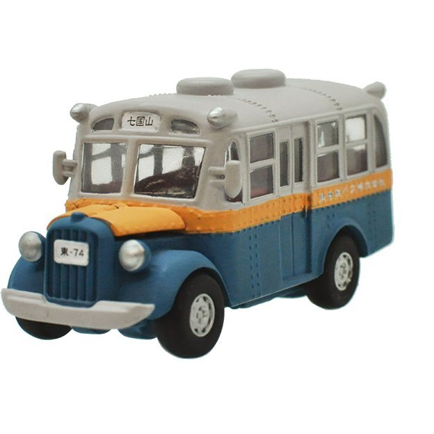 Studio Ghibli Pullback Collection My Neighbor Totoro: Bonnet Bus