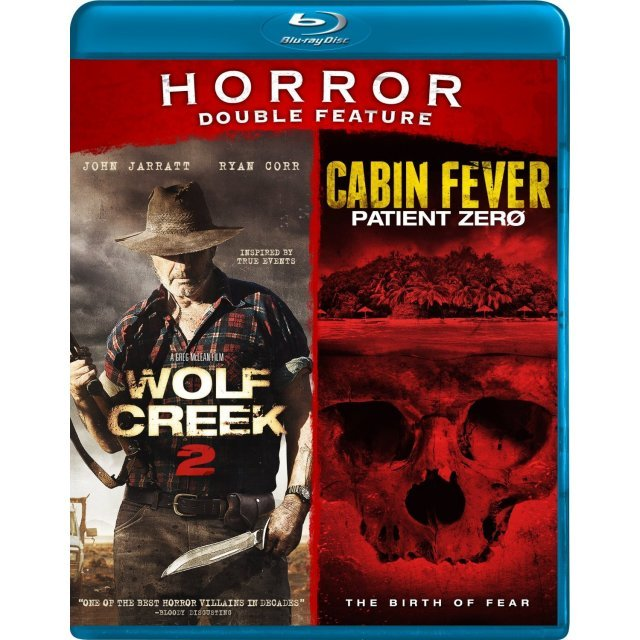Wolf Creek 2 / Cabin Fever