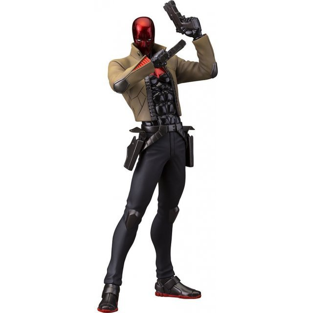 ARTFX+  DC Comics New 52 1/10 Scale Pre-Painted Figure: Red Hood