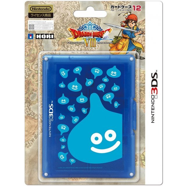 Dragon Quest VIII Card Case 12 for 3DS