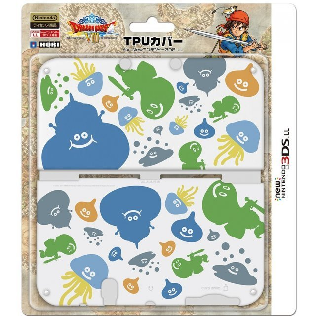 Dragon Quest VIII TPU Cover for New 3DS LL