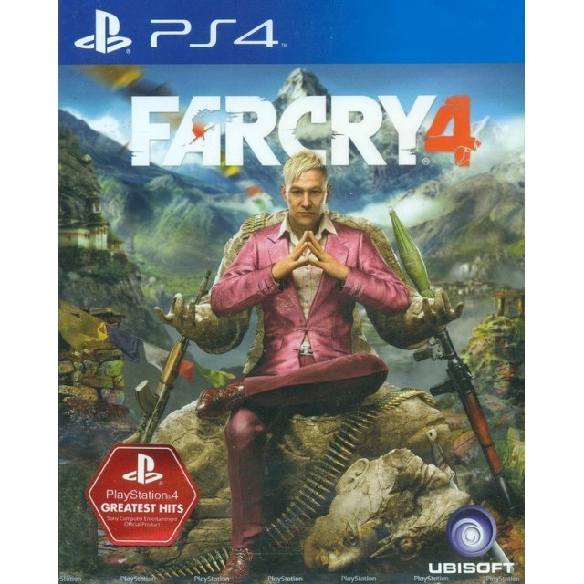Far Cry 4 (Greatest Hits) (English)