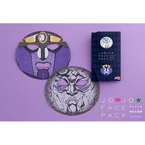 JoJo's Bizarre Adventure Face Pack