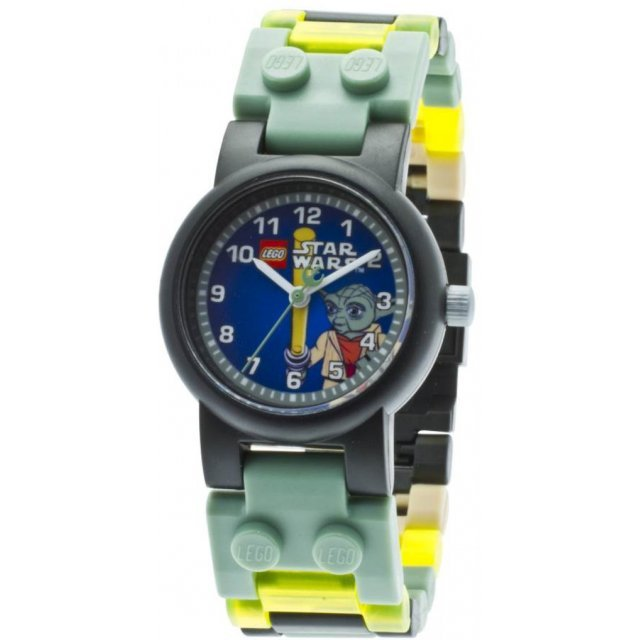 Lego Star Wars Kids' Watch: Yoda