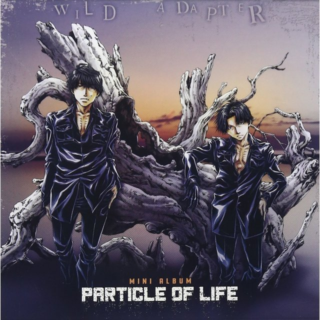 Wild Adapter Mini Album - Particle Of Life