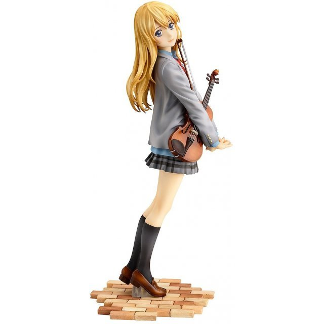 Your Lie in April 1/8 Scale Pre-Painted Figure: Kaori Miyazono (Re-run)