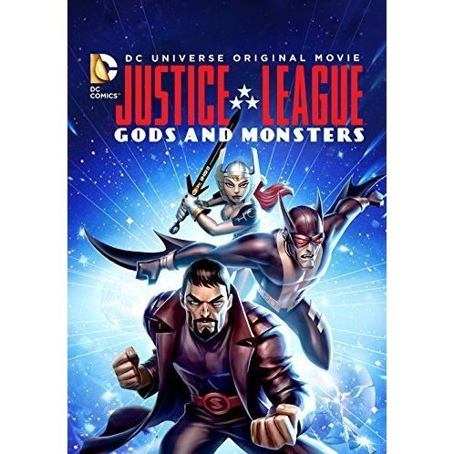 DCU: Justice League Gods and Monsters