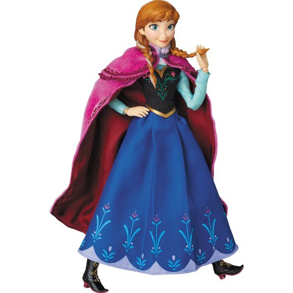 Real Action Heroes No. 728 Frozen: Anna