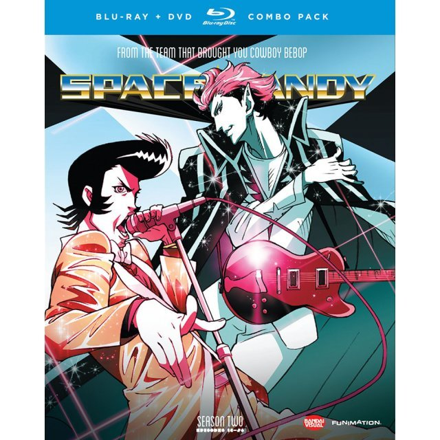 Space Dandy: Season Two [Blu-ray+DVD]