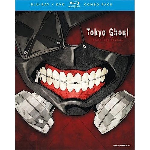 Tokyo Ghoul: The Complete Season 1 [Blu-ray+DVD]