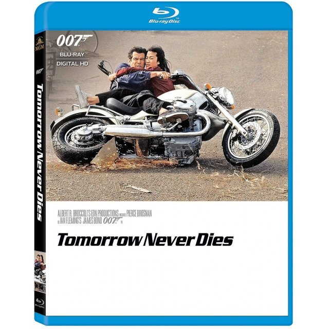Tomorrow Never Dies [Blu-ray+Digital Copy]