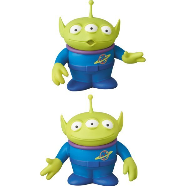 Ultra Detail Figure Pixar: Alien (Set of 2)