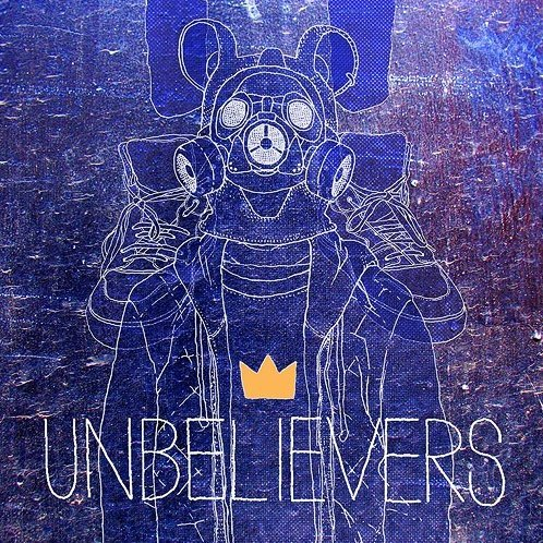 Unbelievers [CD+Stickers Special Package Limited Edition]
