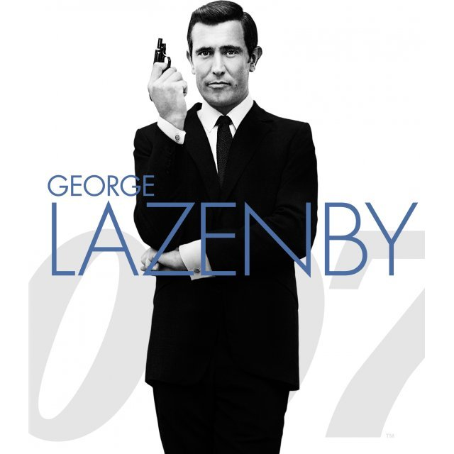 007 George Lazenby [Blu-ray+Digital Copy]