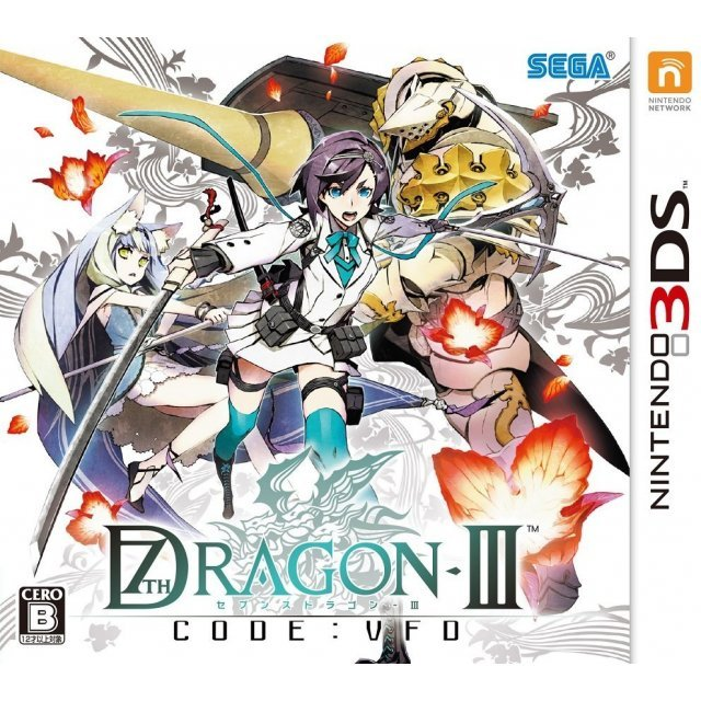 7th Dragon III code:VFD [3D Crystal Set DX Pack]