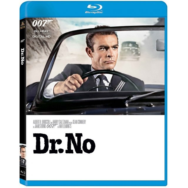 Dr. No [Blu-ray+Digital Copy]