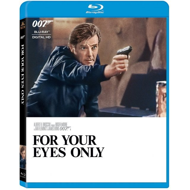 For Your Eyes Only [Blu-ray+Digital Copy]