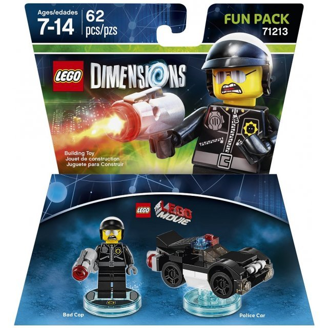 LEGO Dimensions Fun Pack: LEGO Movie Bad Cop