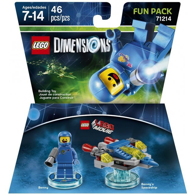 LEGO Dimensions Fun Pack: LEGO Movie Benny