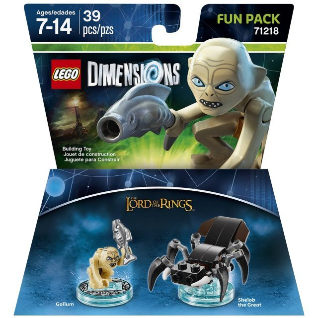 LEGO Dimensions Fun Pack: Lord Of The Rings Gollum