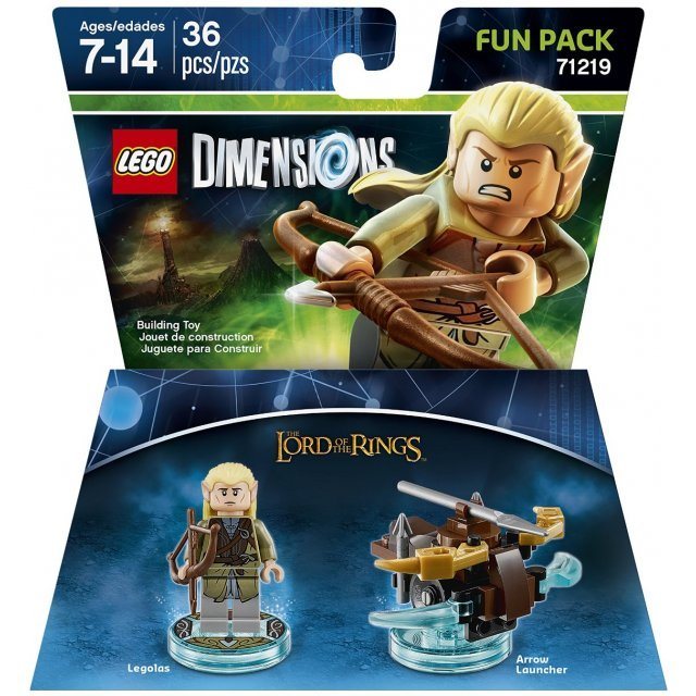LEGO Dimensions Fun Pack: Lord Of The Rings Legolas
