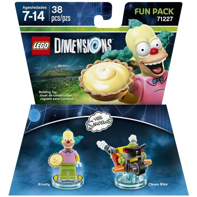 LEGO Dimensions Fun Pack: The Simpsons Krusty