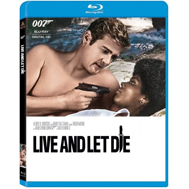 Live and Let Die [Blu-ray+Digital Copy]